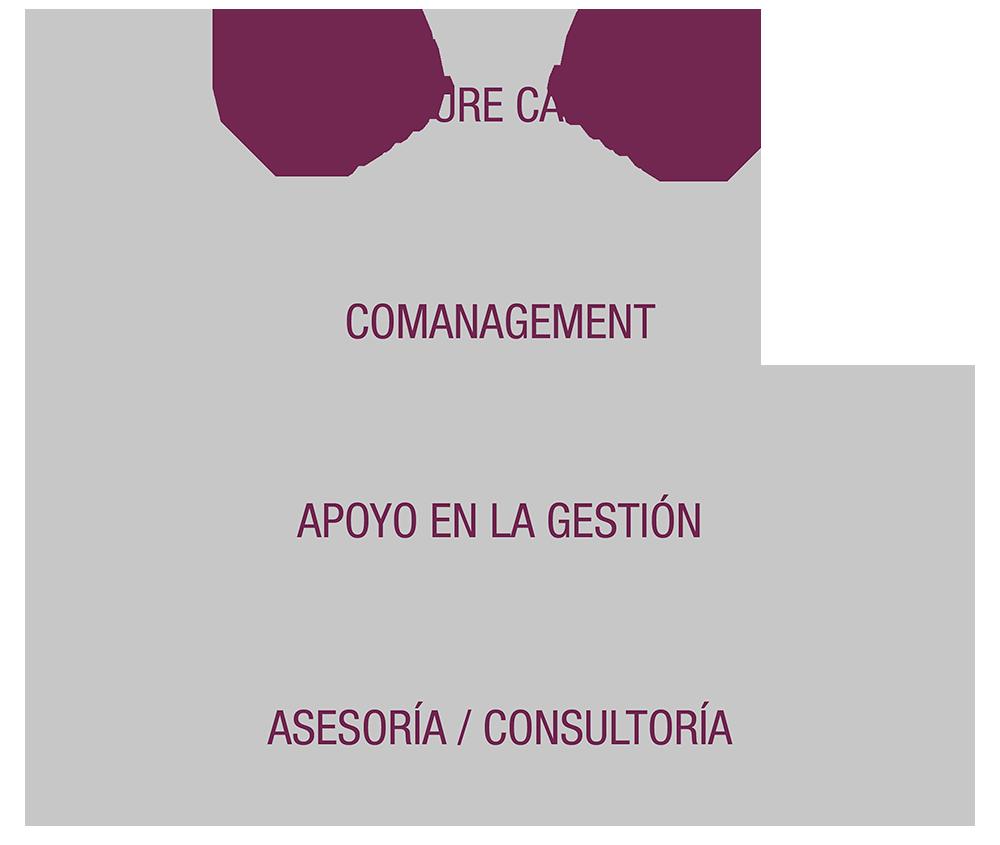 Servicios de gestión AdCuatro